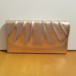Handbags - Rose gold wallet